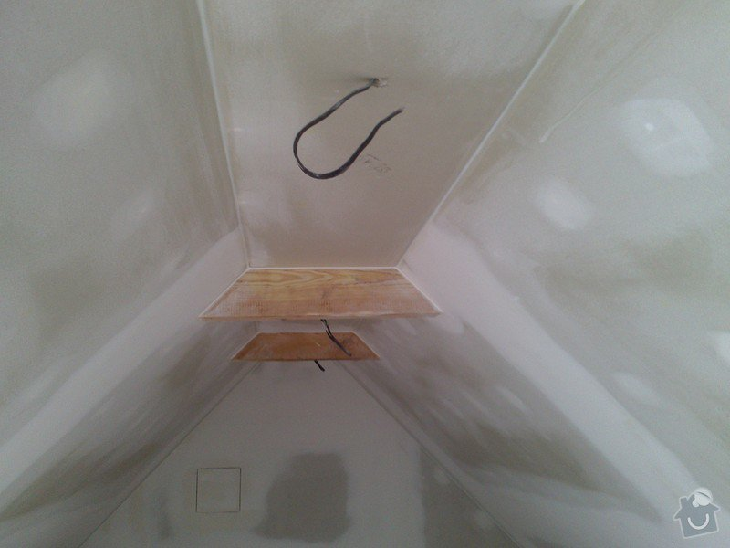 Sadrokartonove stropy: DSC_0300
