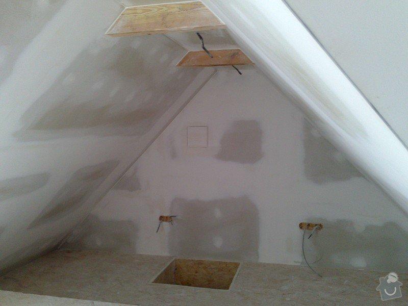 Sadrokartonove stropy: DSC_0301