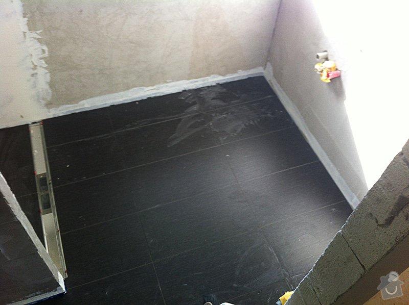 Oblozeni WC a koupelny: Podlaha-1