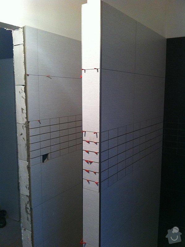 Oblozeni WC a koupelny: Sprchac-3