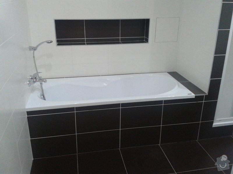 Celková rekonstrukce bytu + kuchyňská linka, vestavěné skříně, zakázk. nábytek: 20130904_151640