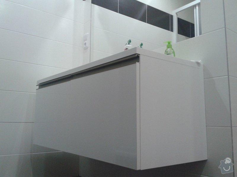 Celková rekonstrukce bytu + kuchyňská linka, vestavěné skříně, zakázk. nábytek: 20130904_151855