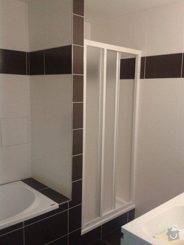 Celková rekonstrukce bytu + kuchyňská linka, vestavěné skříně, zakázk. nábytek: 20130904_151928
