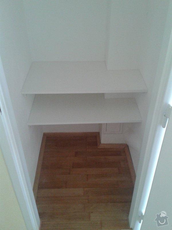 Celková rekonstrukce bytu + kuchyňská linka, vestavěné skříně, zakázk. nábytek: 20130904_151010