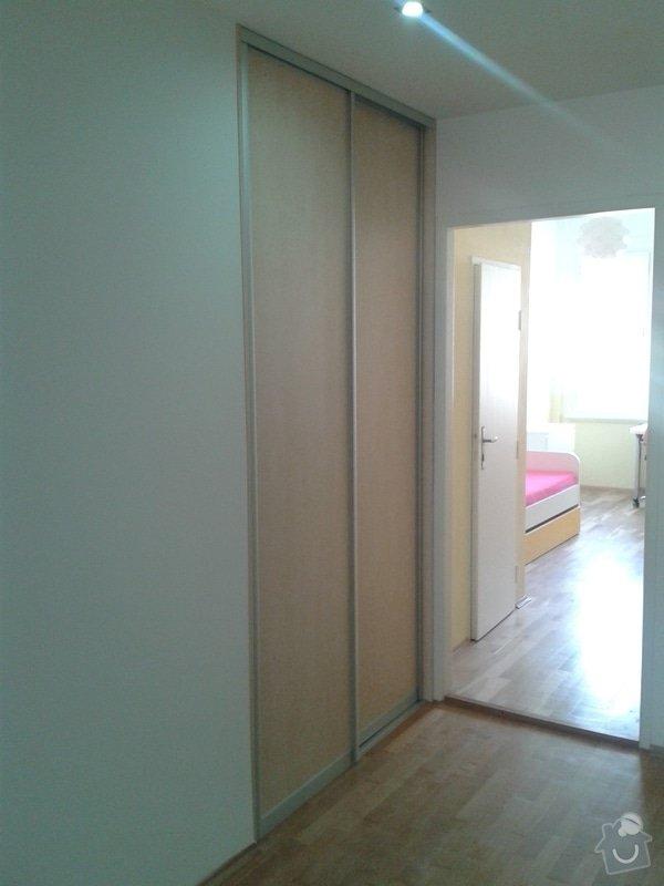Celková rekonstrukce bytu + kuchyňská linka, vestavěné skříně, zakázk. nábytek: 20130904_152132