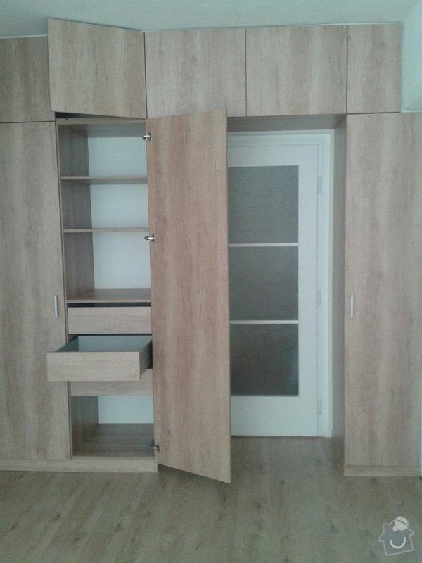 Celková rekonstrukce bytu + kuchyňská linka, vestavěné skříně, zakázk. nábytek: 20130904_152505