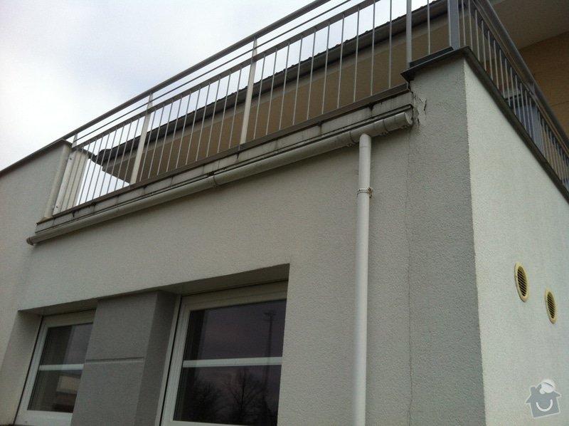 Oprava oplechování terasy a následná lokální oprava fasády: 2013-03-03_14.00.17