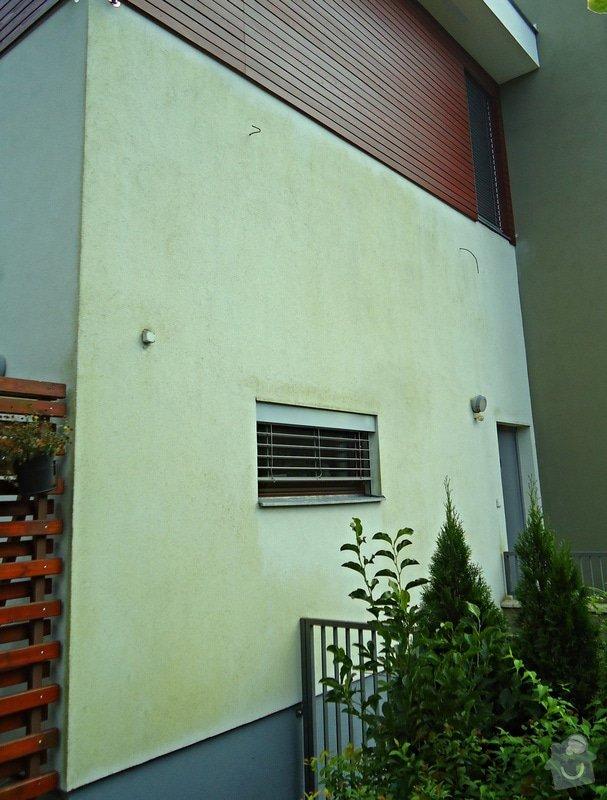 Obnova fasády - nátěr, oprava : 01