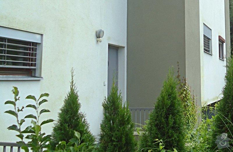 Obnova fasády - nátěr, oprava : 02