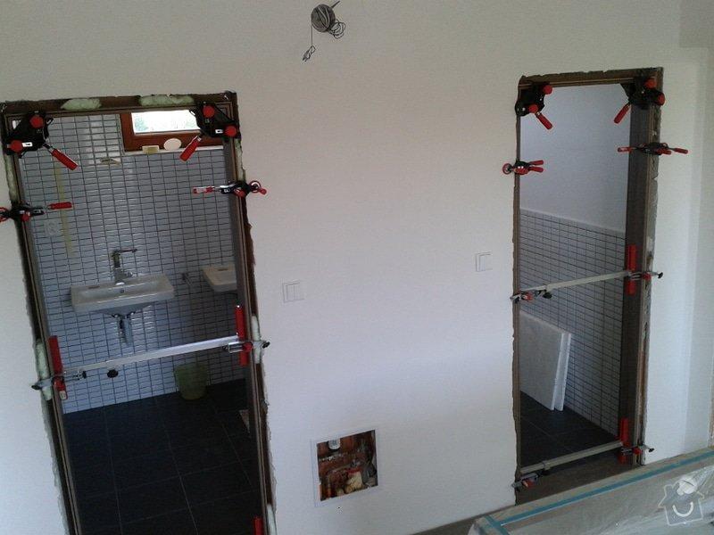 Rekonstrukce podkroví: interierove-dvere_Dvere1