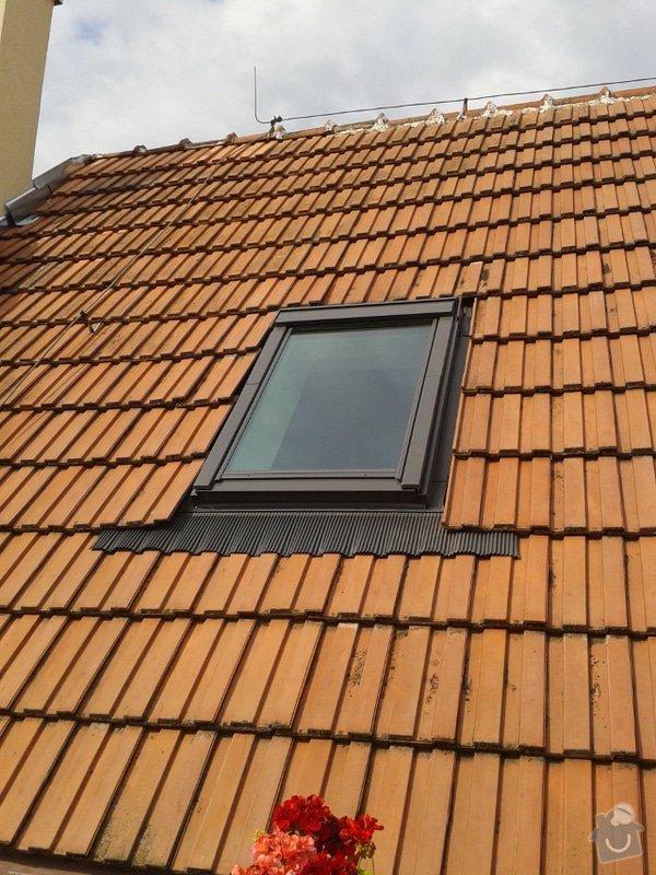 Rekonstrukce podkroví: montaz-stresniho-okna-velux_Velux1