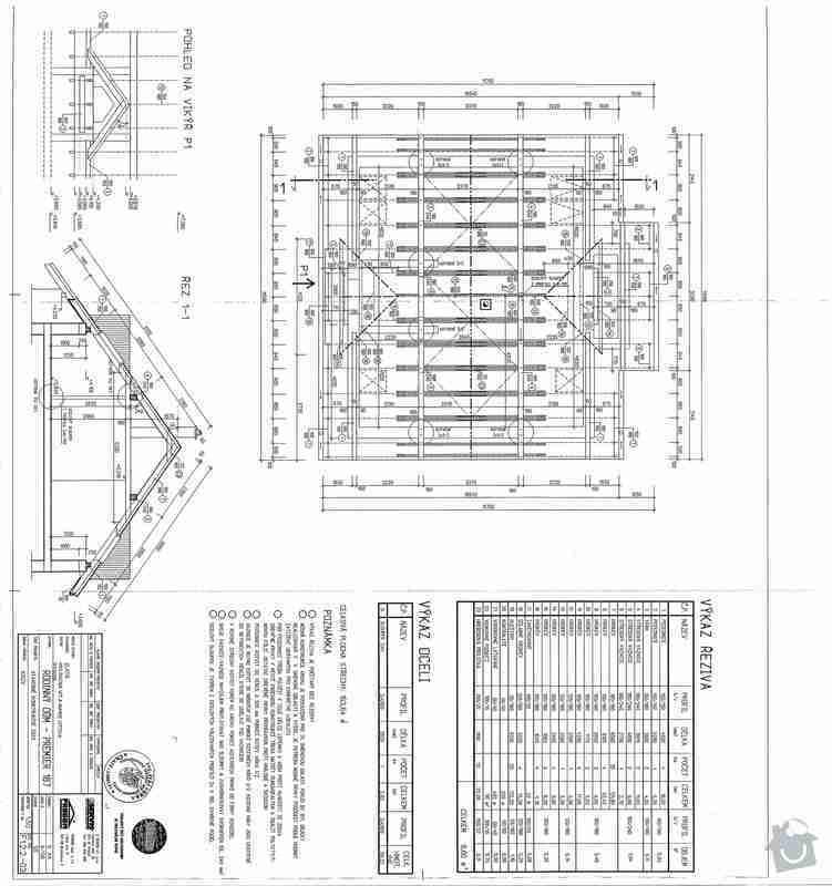 Klempířské práce - oprava na rodinném domě: scan666_krov