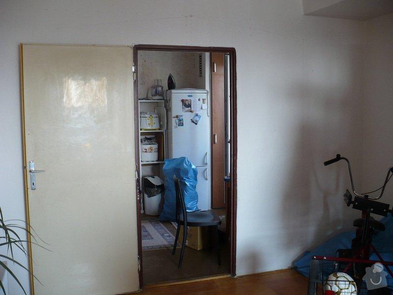 Rekonstrukce bytu 3+1  na bezbariérový: P1070068