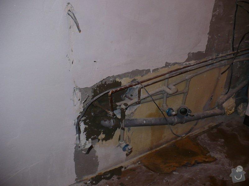 Rekonstrukce bytu 3+1  na bezbariérový: P1090058