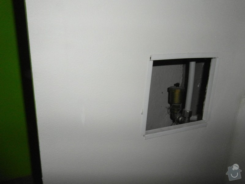 Rekonstrukce bytu 3+1  na bezbariérový: SAM_0401