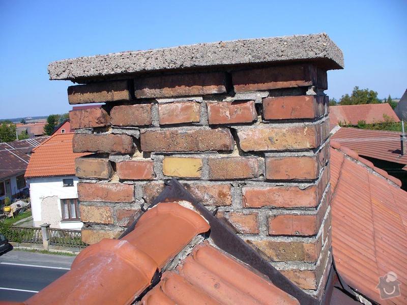 Vložkování komínu, výška 10 m: Snimek_245