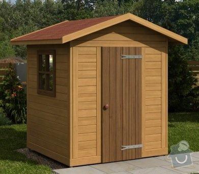 Dětský zahradní domek dřevěný: detsky_domek