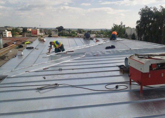 Oprava střechy OUPRŠ Hořice