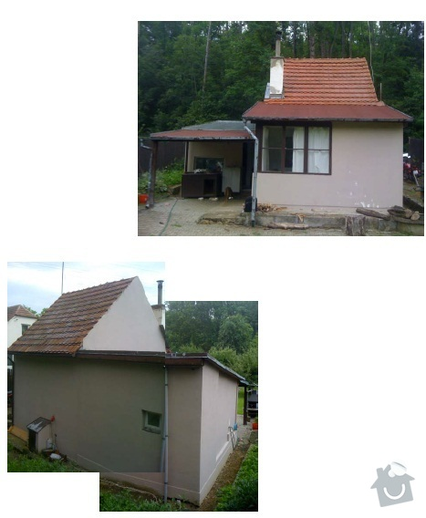 Likvidace polozdene chaty na Praze 5 - Holyne: 4