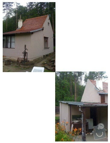 Likvidace polozdene chaty na Praze 5 - Holyne: 6