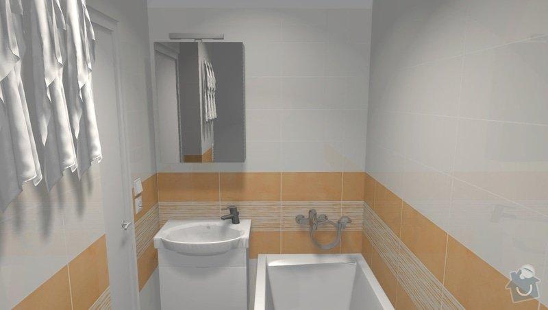 Rekonstrukce bytového jádra na Starém Brně: 003