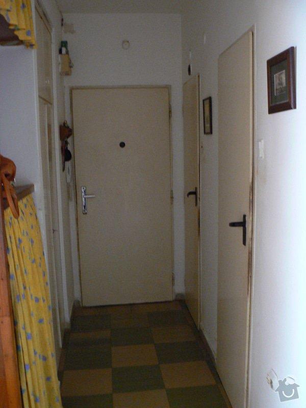 Rekonstrukce bytového jádra na Starém Brně: 010_P1050305