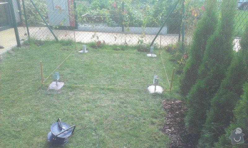 Podlazka a ukotveni pro zahradni domek: IMAG2652