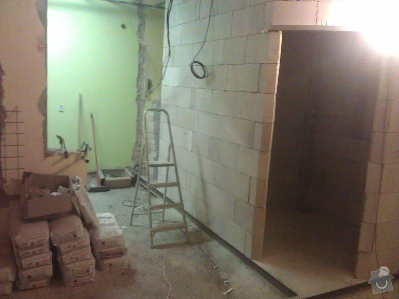 Částečná rekonstrukce bytu v Brně, Černovicích: 010IMAG0336_2_