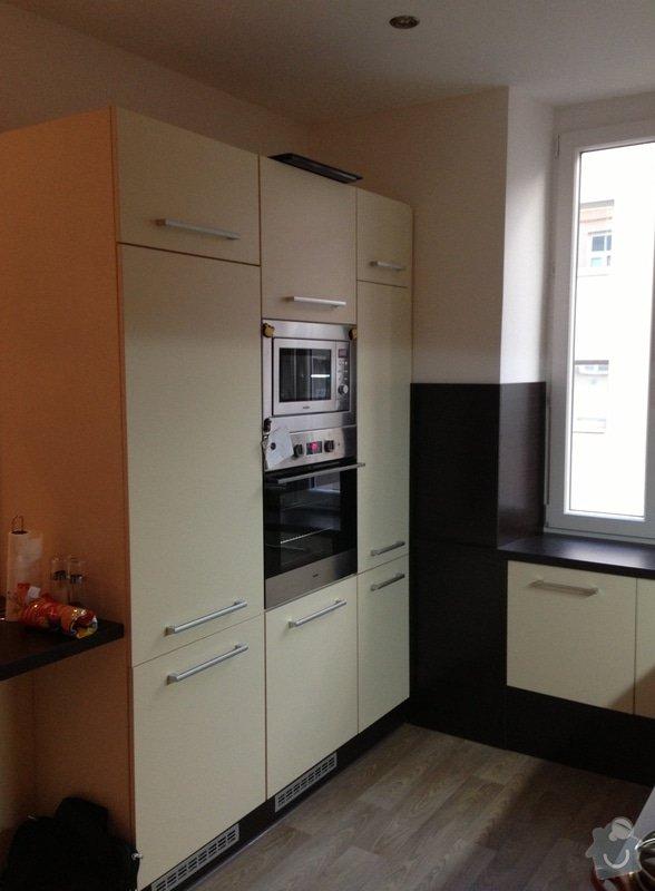Částečná rekonstrukce bytu v Brně, Černovicích: 025