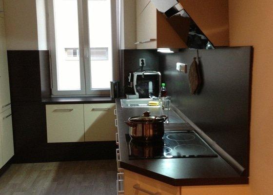Částečná rekonstrukce bytu v Brně, Černovicích