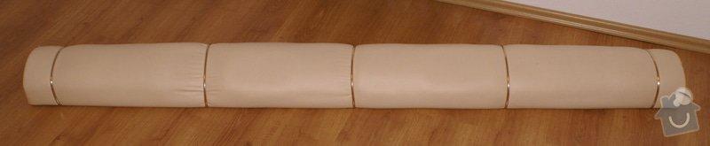 Čalounění (3x bočnice k posteli): predni_bocnice