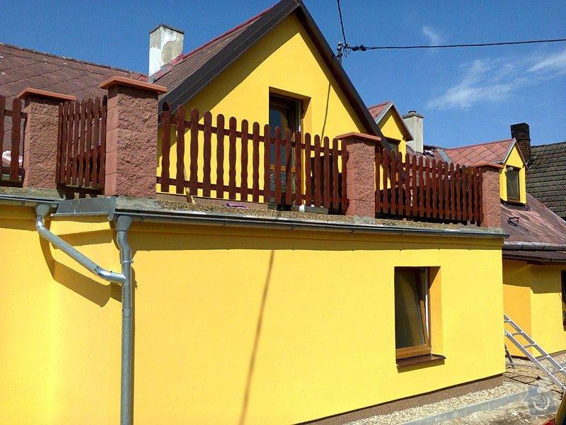 Zateplení fasády domu, nahození omítky atd.: fotky_stavba_032