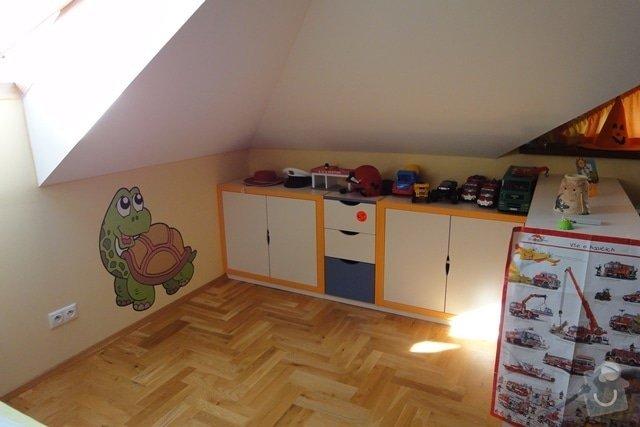 Nábytek do dětského pokoje: Skrinky_supliky