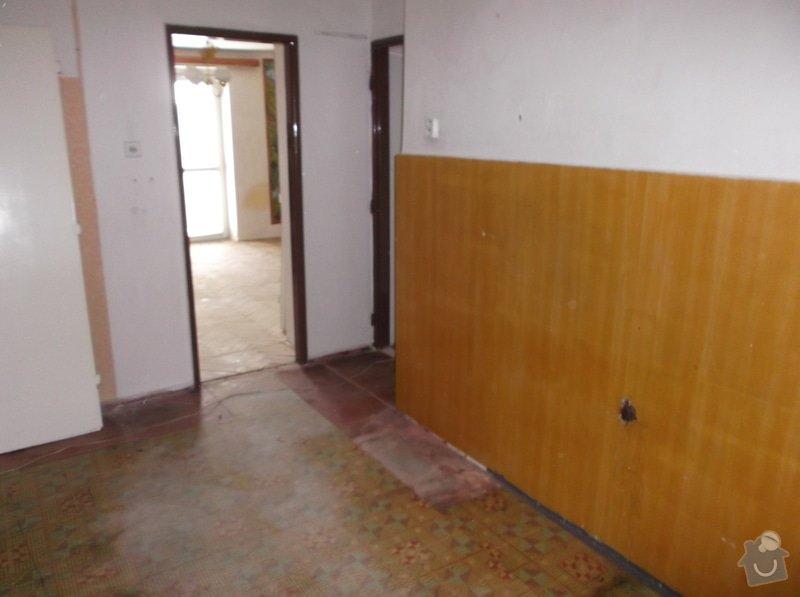 Zednické práce v byte 3kk 58m2, malířské práce v bytě 3kk 58m2: pokoj_2