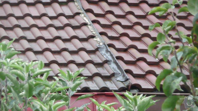 Oprava na střeše-zatékání do domu.: Strecha_2