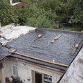 Pokladka krytiny plocha strecha p9100098