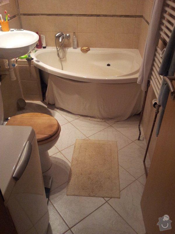 Rekonstrukce koupelny: 20130910_181246