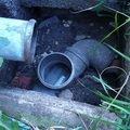Oprava a pripojeni destovych svodu do kanalizace pripoj