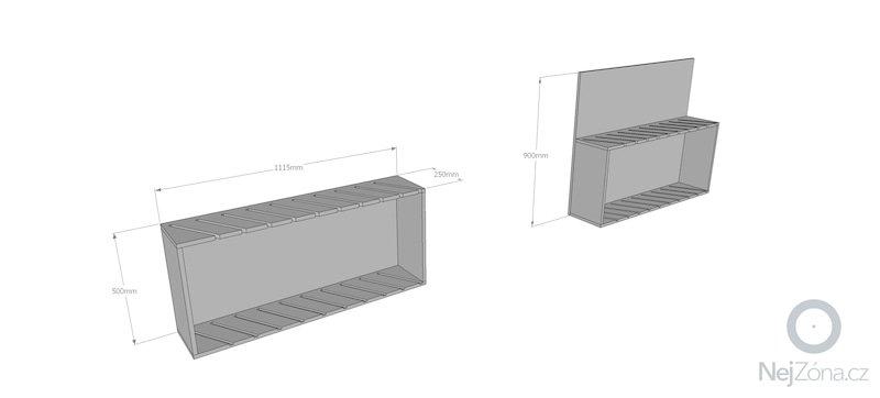 Výroba dřevěných stojanů: maag_stojan_A_01