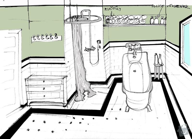 Výrobu nerezového kruhu do sprchového koutu: kruh2