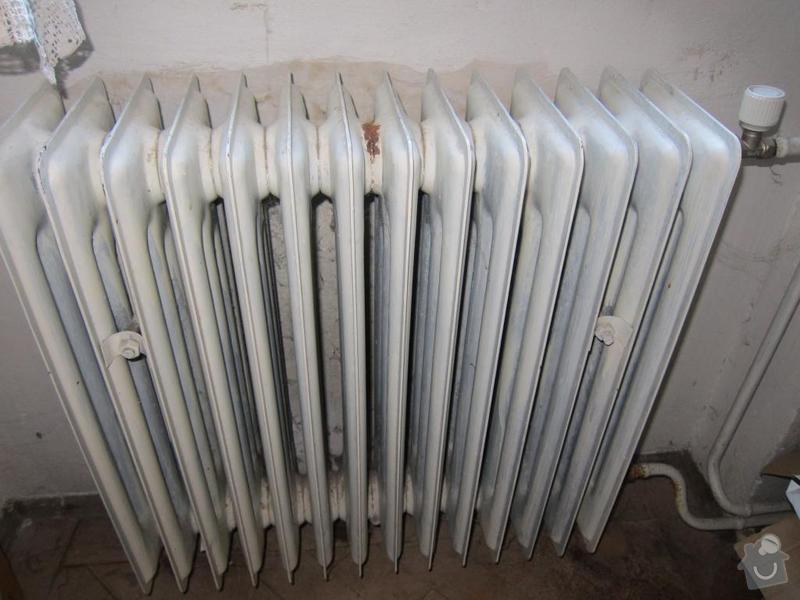 Oprava otopné soustavy - výměna 6 ks plechových článkových radiátorů : IMG_3708_1