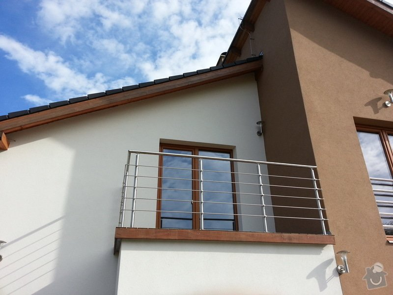 Střížka nad balkonem: 20130911_094834