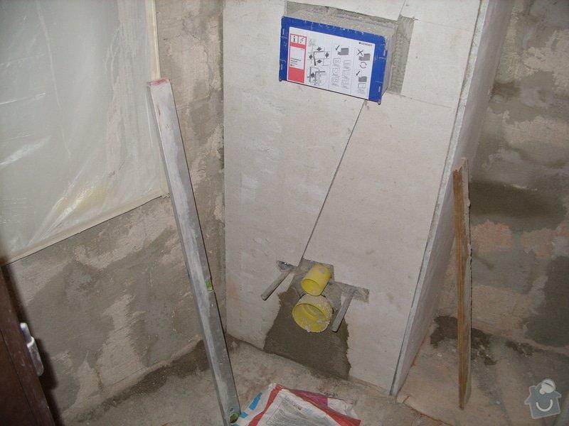 Srovnání podkladu zdí, obložení koupelny, štukové omítky: SS856871