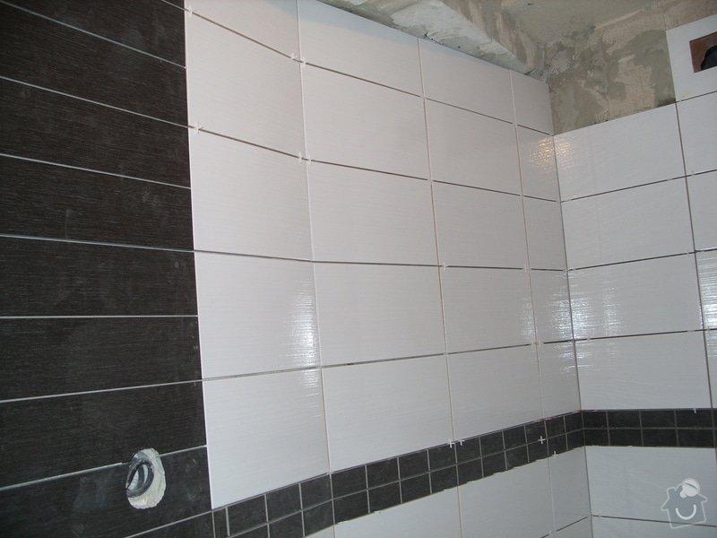 Srovnání podkladu zdí, obložení koupelny, štukové omítky: SS856893