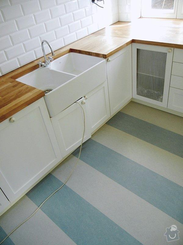 Podlaha v kuchyni: podlaha8