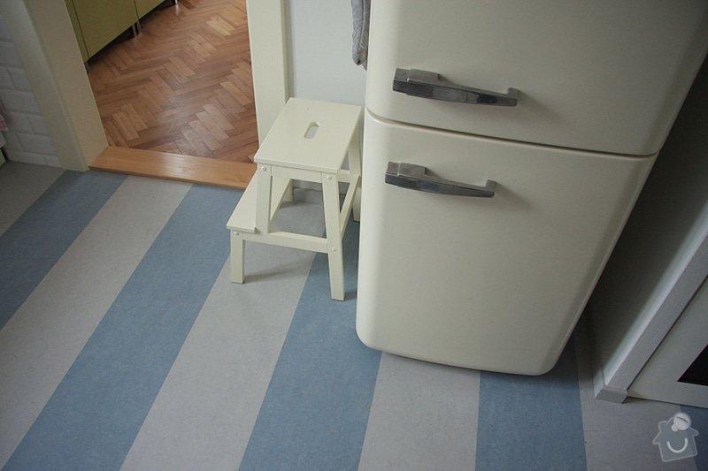Podlaha v kuchyni: podlaha6