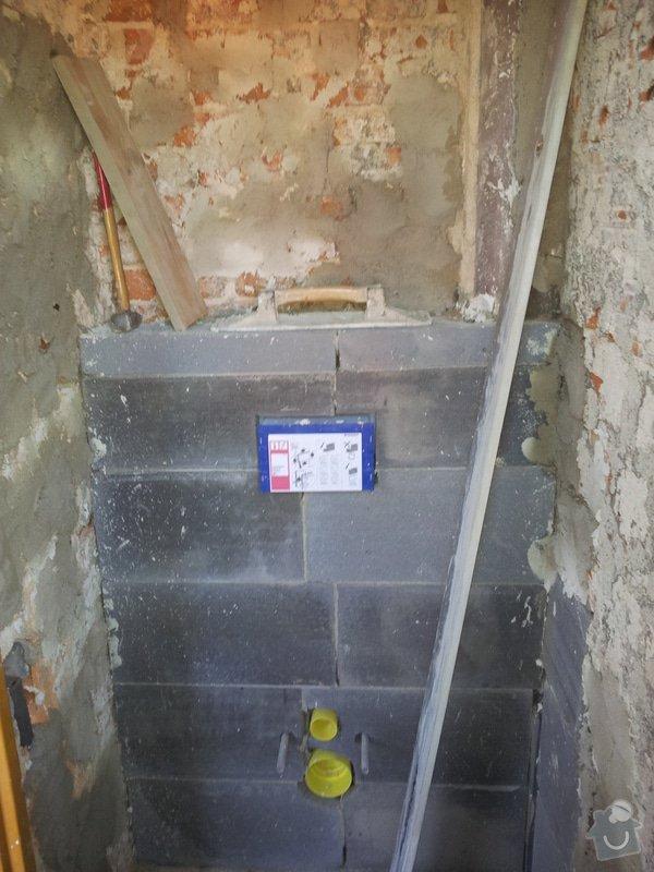Obložení koupely, WC, prostoru mezi kuchyňskou linkou: 20130816_071323