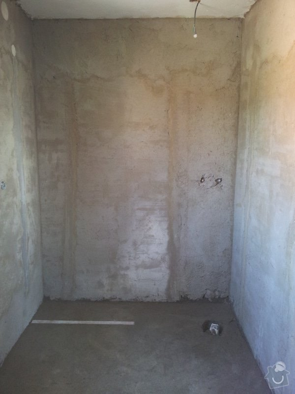 Obložení koupely, WC, prostoru mezi kuchyňskou linkou: 20130817_110650