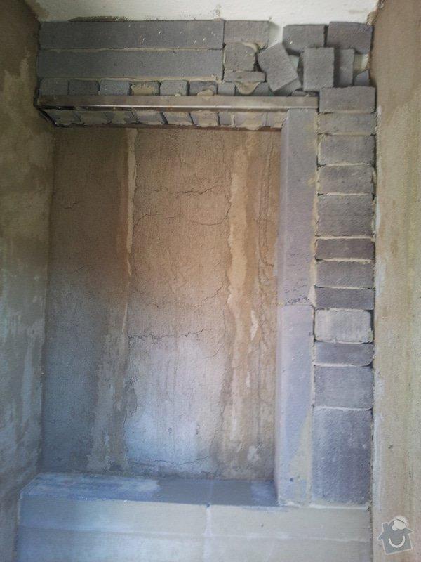 Obložení koupely, WC, prostoru mezi kuchyňskou linkou: 20130817_151344