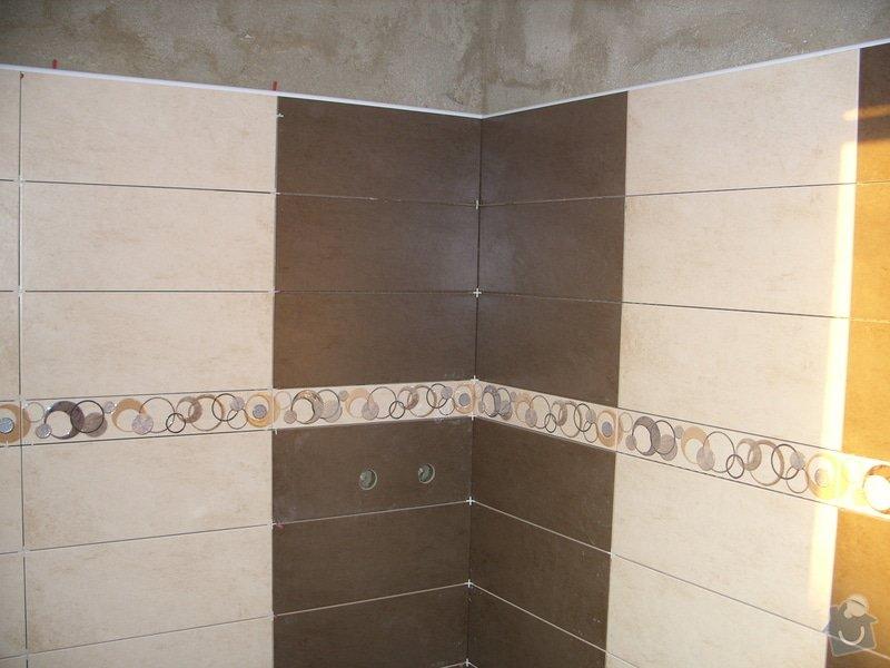 Obložení koupely, WC, prostoru mezi kuchyňskou linkou: SS856820